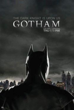 locandina del film GOTHAM - STAGIONE 5