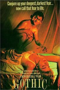 locandina del film GOTHIC