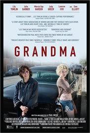 locandina del film GRANDMA