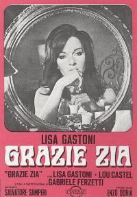 locandina del film GRAZIE, ZIA!