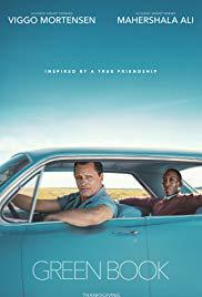 locandina del film GREEN BOOK