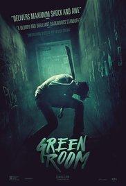 locandina del film GREEN ROOM