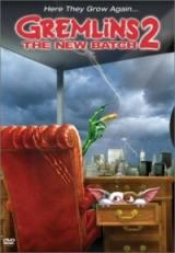 locandina del film GREMLINS 2 - LA NUOVA STIRPE