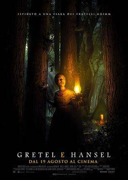 locandina del film GRETEL E HANSEL