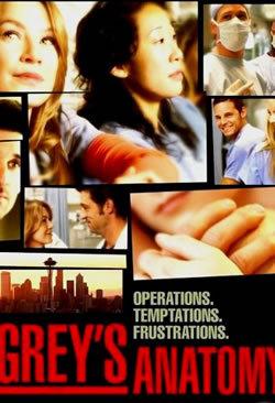 locandina del film GREY'S ANATOMY - STAGIONE 1