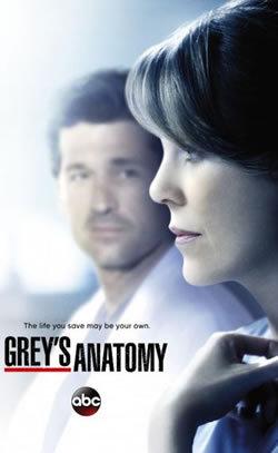 locandina del film GREY'S ANATOMY - STAGIONE 11