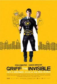 locandina del film GRIFF THE INVISIBLE