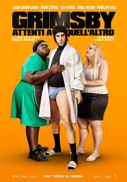 locandina del film GRIMSBY - ATTENTI A QUELL'ALTRO