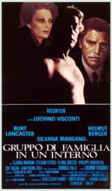 locandina del film GRUPPO DI FAMIGLIA IN UN INTERNO