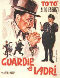 locandina del film GUARDIE E LADRI