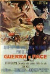 locandina del film GUERRA E PACE