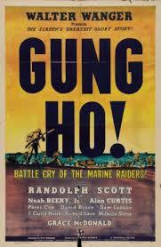 locandina del film GUNG HO!