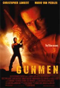 locandina del film GUNMEN