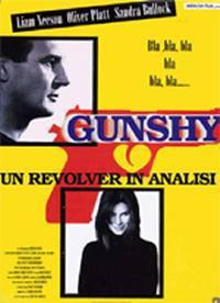 locandina del film GUN SHY - UN REVOLVER IN ANALISI