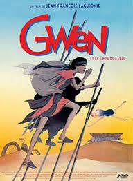 locandina del film GWEN, LE LIVRE DE SABLE