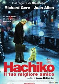 locandina del film HACHIKO - IL TUO MIGLIORE AMICO