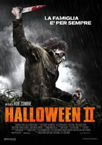 locandina del film HALLOWEEN II
