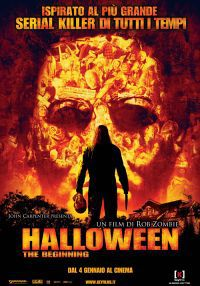 locandina del film HALLOWEEN -  THE BEGINNING