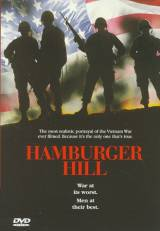 locandina del film HAMBURGER HILL - COLLINA 937