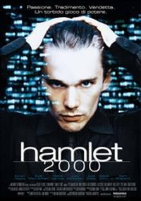 locandina del film HAMLET 2000