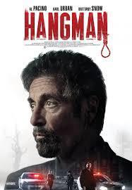 locandina del film HANGMAN - IL GIOCO DELL'IMPICCATO