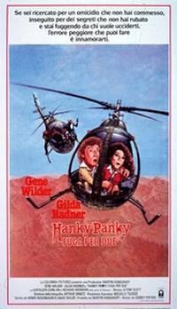 Hanky Panky: Fuga Per Due (1982)