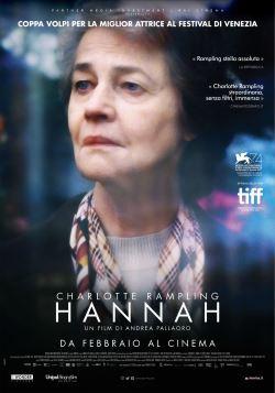 locandina del film HANNAH