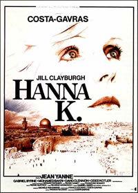 locandina del film HANNA K.