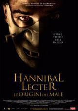 locandina del film HANNIBAL LECTER - LE ORIGINI DEL MALE