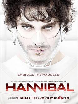 locandina del film HANNIBAL - STAGIONE 2