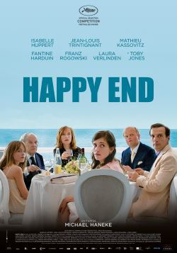 locandina del film HAPPY END (2017)