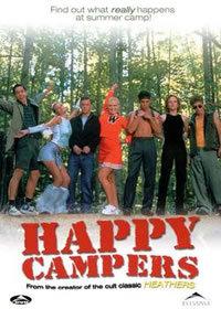 locandina del film HAPPY CAMPERS