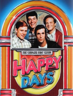 locandina del film HAPPY DAYS - STAGIONE 4