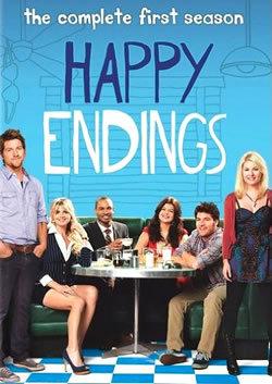 locandina del film HAPPY ENDINGS - STAGIONE 1