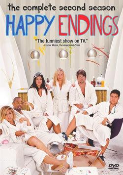 locandina del film HAPPY ENDINGS - STAGIONE 2