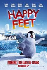 locandina del film HAPPY FEET
