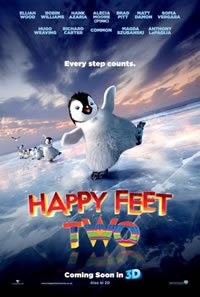 locandina del film HAPPY FEET 2