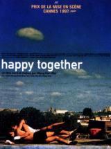 locandina del film HAPPY TOGETHER