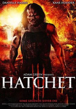 locandina del film HATCHET 3