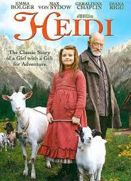 locandina del film HEIDI (2005)