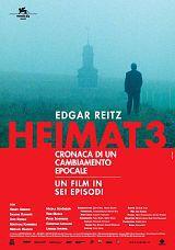 locandina del film HEIMAT 3 - CRONACA DI UNA SVOLTA EPOCALE