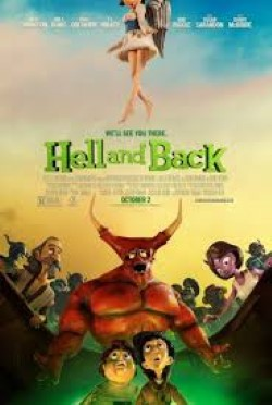 locandina del film HELL AND BACK