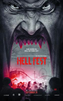 locandina del film HELL FEST