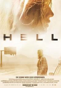 locandina del film HELL (2011)