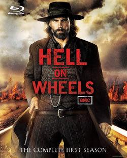 locandina del film HELL ON WHEELS - STAGIONE 1