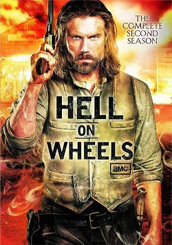 locandina del film HELL ON WHEELS - STAGIONE 2