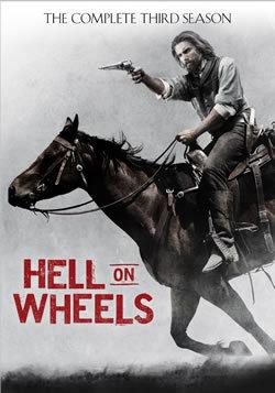 locandina del film HELL ON WHEELS - STAGIONE 3