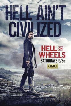 locandina del film HELL ON WHEELS - STAGIONE 4
