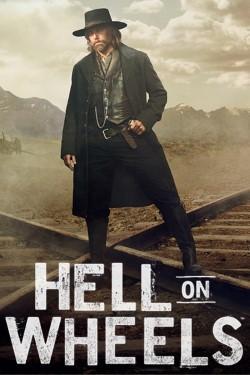 locandina del film HELL ON WHEELS - STAGIONE 5