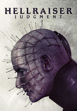 locandina del film HELLRAISER: JUDGMENT